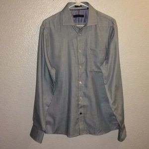 Tommy  long sleeve button down
